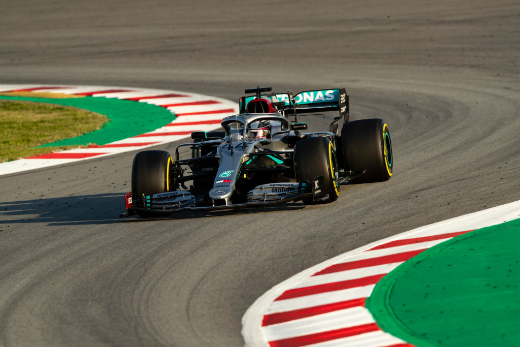 Even the Dallas Cowboys Don't Outspend Formula One Teams