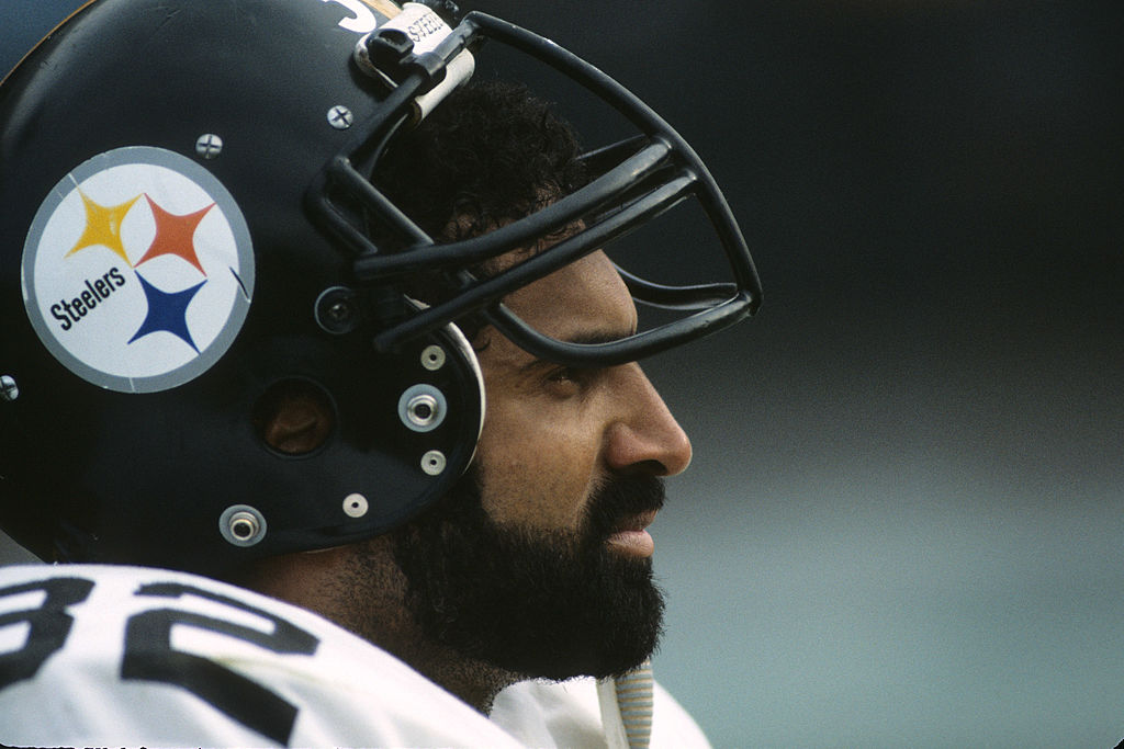 Pittsburgh Steelers legend Franco Harris is responsible for the 'Immaculate Reception.'