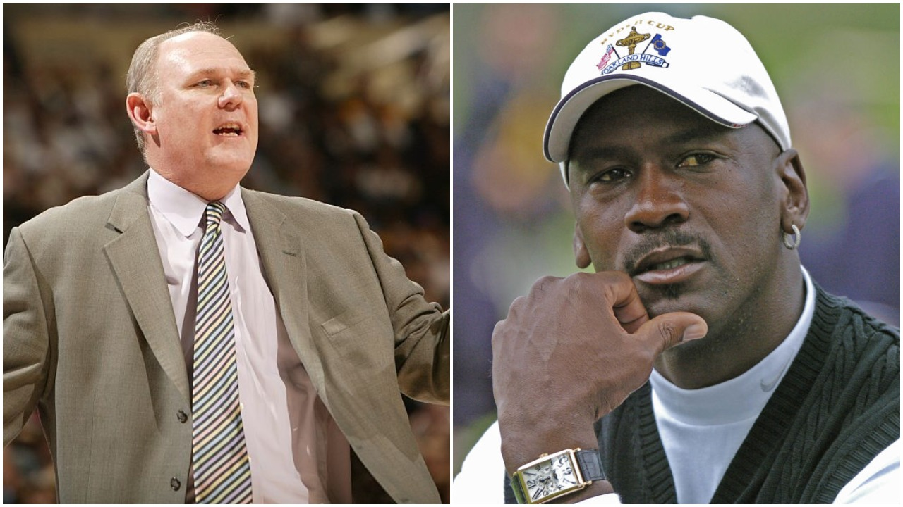 George Karl snubbing Michael Jordan gave Jordan extra motivation in the 1996 NBA Finals. That was not the only time Karl ticked off a player.