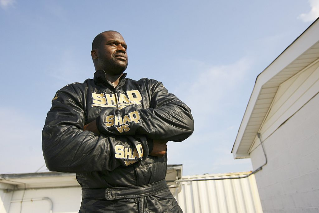 Shaquille O'Neal is one of the most entertaining athletes on earth, and he actually starred in a reality TV show for two seasons.