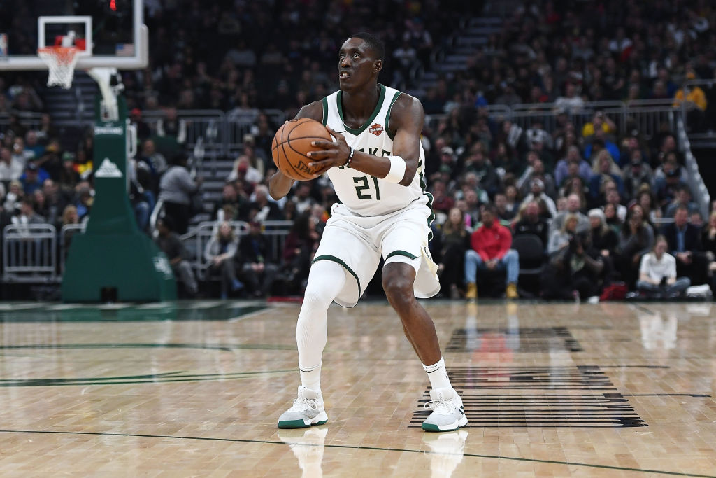 Wilt Chamberlain's 100-point game is the most impressive performance in NBA history, but Tony Snell's stat-less game was the least impressive.