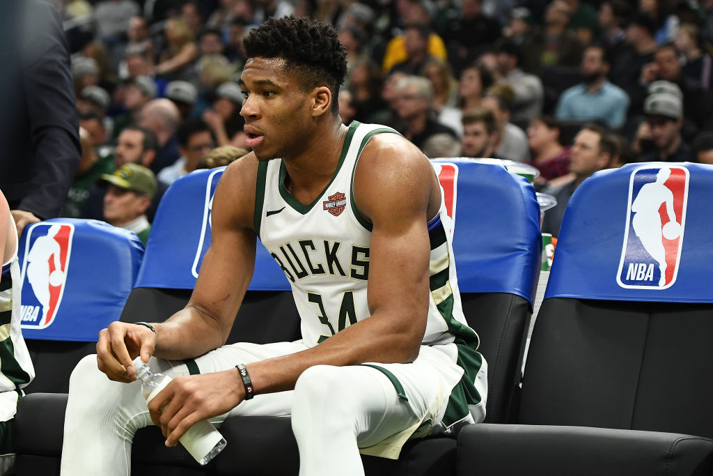 Bucks superstar Giannis Antetokounmpo just invested in a sports nutrition company, but it's not one you might expect.