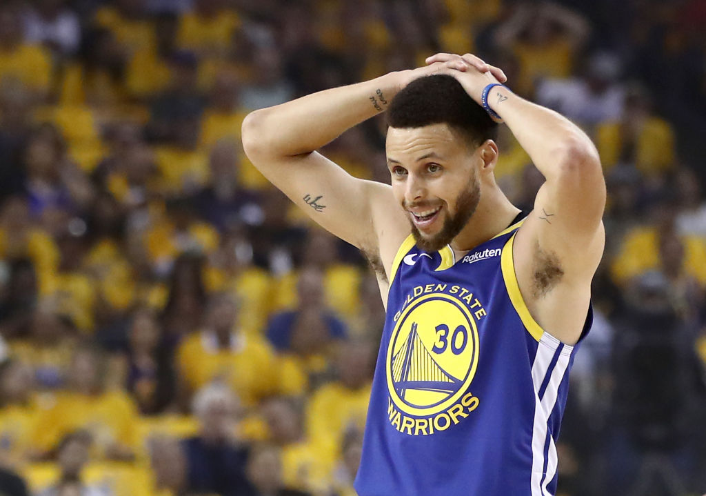 Charles Barkley played over 1,000 games in the NBA, but Steph Curry made as much money in five games as Barkley did in his 16-year career.