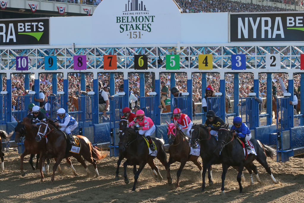 The Belmont Stakes is historically the last leg of the Triple Crown, but it actually came before the Kentucky Derby long ago.