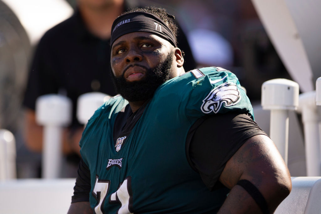Jason Peters has a Hall-of-Fame resume and has banked over $100 million in the NFL, but he's still unemployed for some reason.