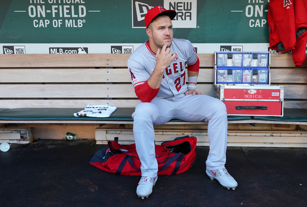 Mike Trout Would Lose $29 Million Under MLB's Embarrassing Salary Cut Proposal