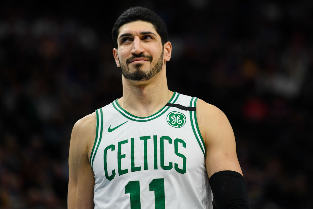 Enes Kanter isn't even close to Michael Jordan in terms of basketball ability, but he has the Bulls legend beat in one financial category.