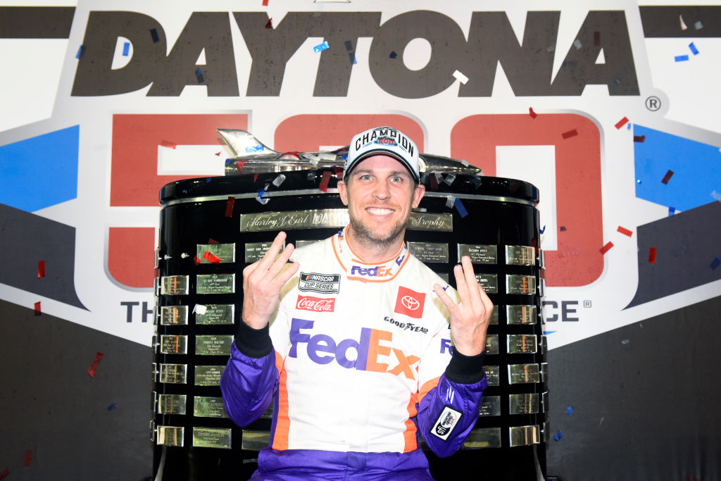 Denny Hamlin has been one of the best NASCAR drivers of the past few years, and he's been paid handsomely due to his success.