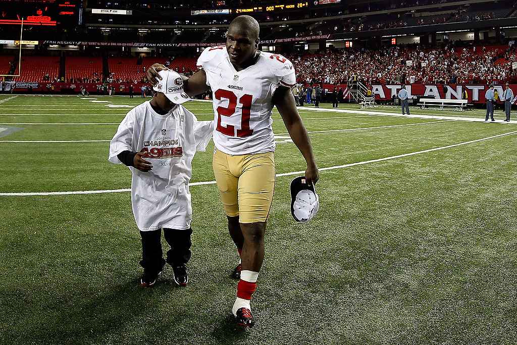 Frank Gore is returning for his 16th NFL season. If he holds on a few more years, he can become the first NFL father to play with his son.