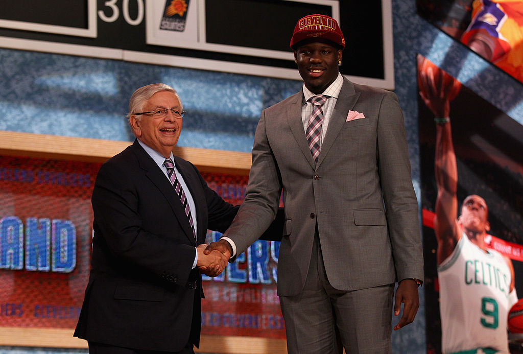 Anthony Bennett went from No. 1 overall NBA draft pick to epic bust in a few short seasons, but where is the former Cavalier now?