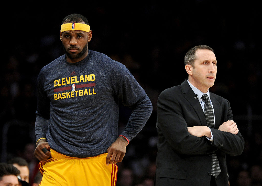 The NBA GOAT debate will never have a definitive answer, but LeBron James' former head coach recently chimed in with his surprising thoughts.