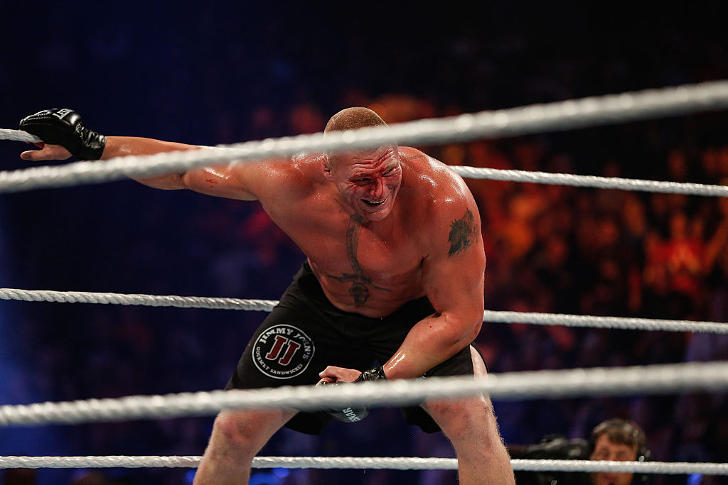 Much of what happens during WWE events is theater, but many wonder if the wrestlers bleed real blood. Well, we have the answer.