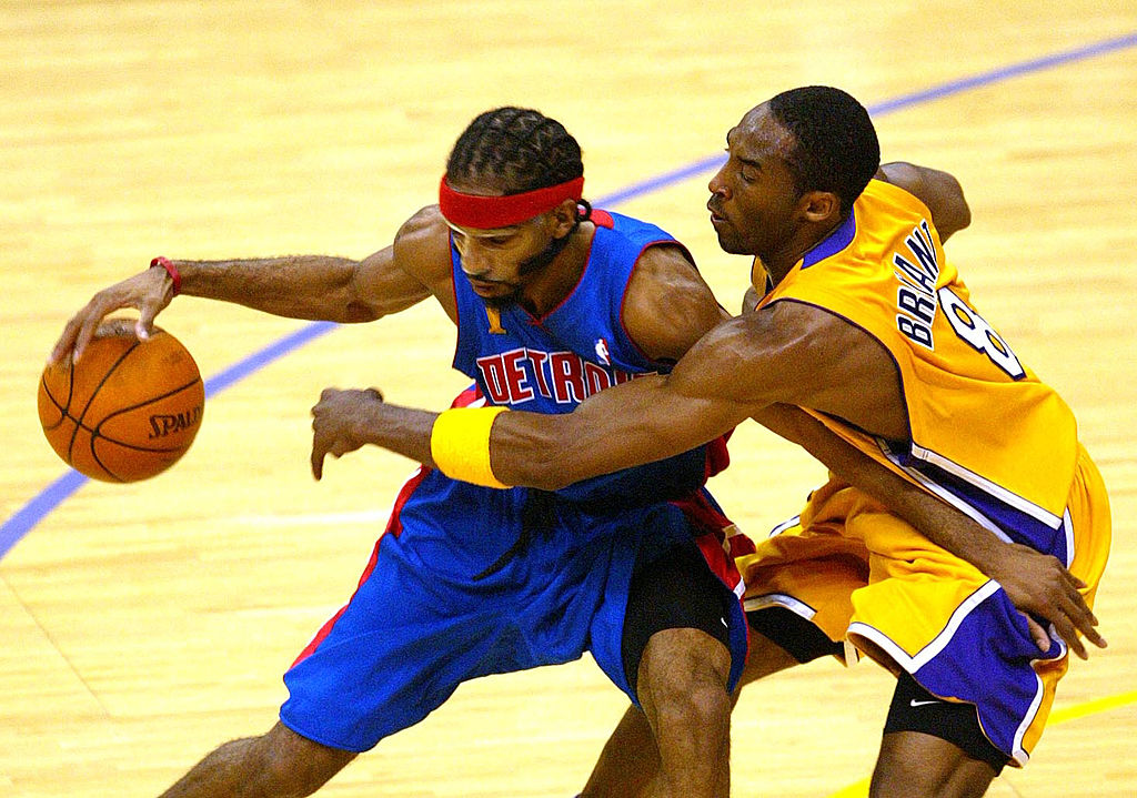Michael Jordan might be the most feared athlete ever, but Rip Hamilton said Kobe Bryant was the only player in the NBA who scared him.