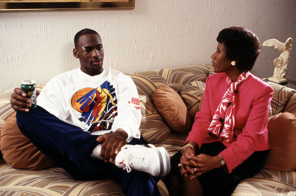 Michael Jordan and Nike is maybe the most iconic partnership in sports, but they never would've joined forces if it wasn't for Deloris Jordan.