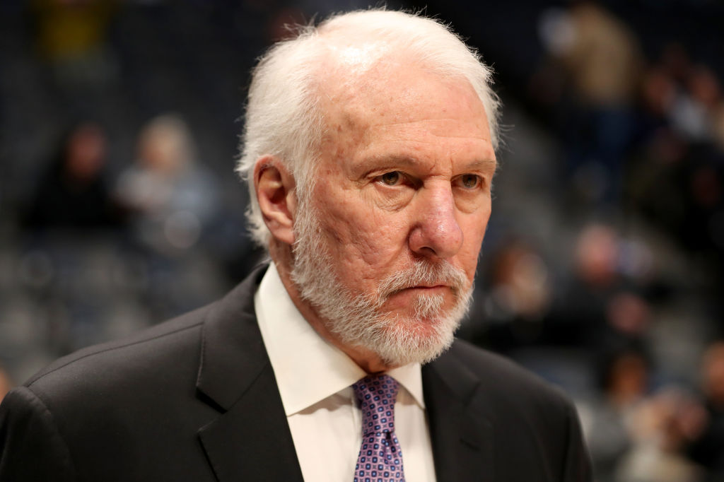 Greg Popovich pulls out all the stops at dinner to help his team bond.