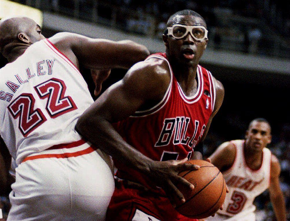 Chicago Bulls Horace Grant