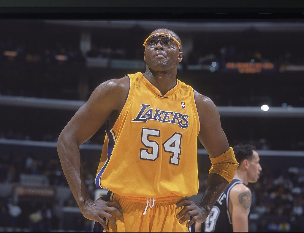 Horace Grant won four NBA titles, including one with the Los Angeles Lakers.