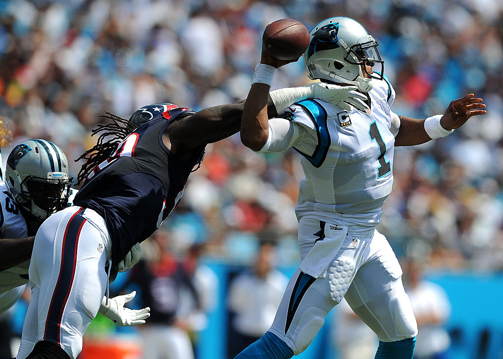 Jadeveon Clowney and Cam Newton still haven't found new NFL homes this deep into free agency.