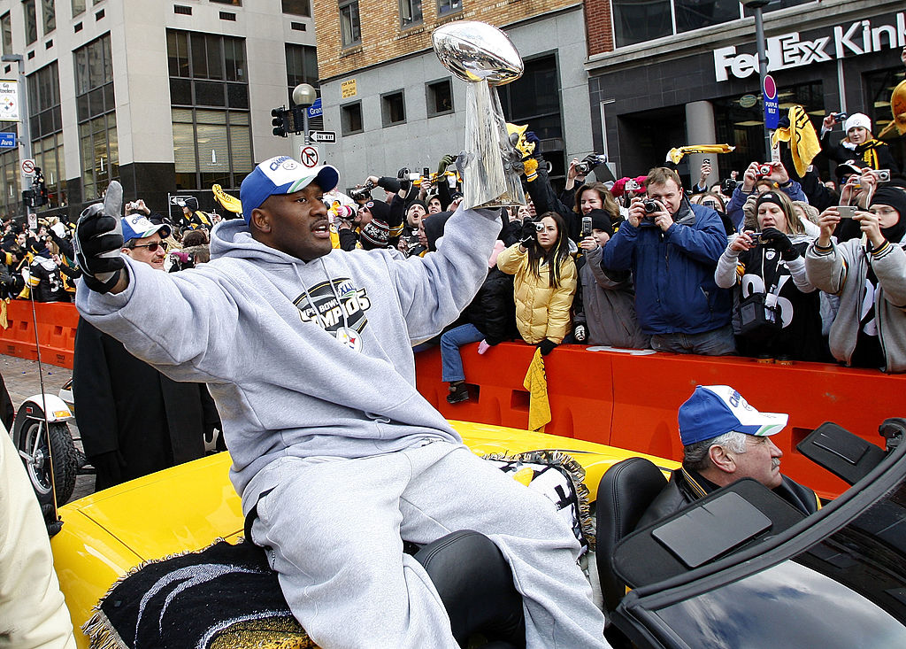 During his time with the Pittsburgh Steelers, James Harrison won two Super Bowls and earned plenty of money.