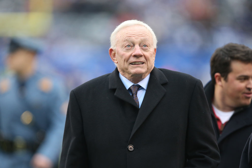 Jerry Jones, Dallas Cowboys