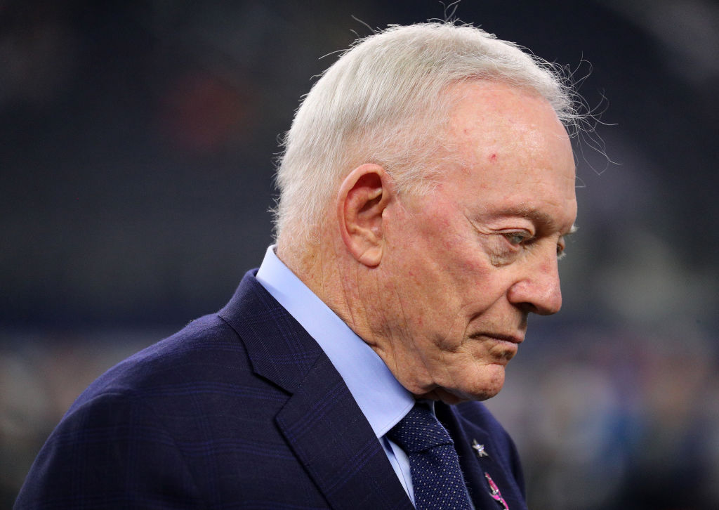 Dallas Cowboys owner Jerry Jones regrets failing to win a Super Bowl with Tony Romo and Jason Witten.