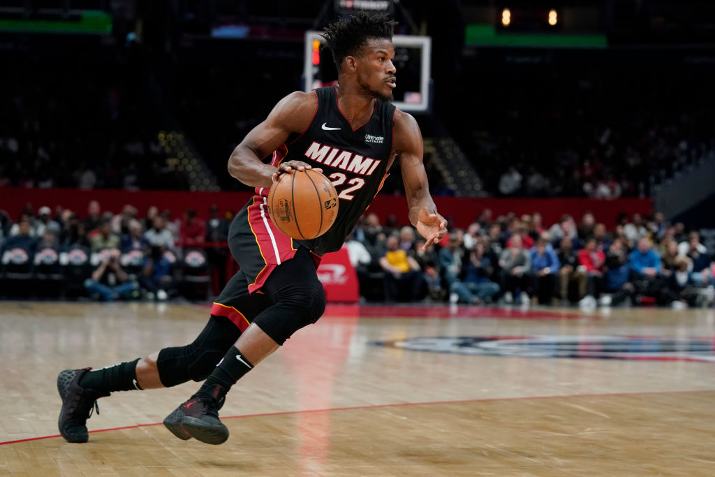 Whatever you do, don't feel sorry for Miami Heat forward Jimmy Butler.