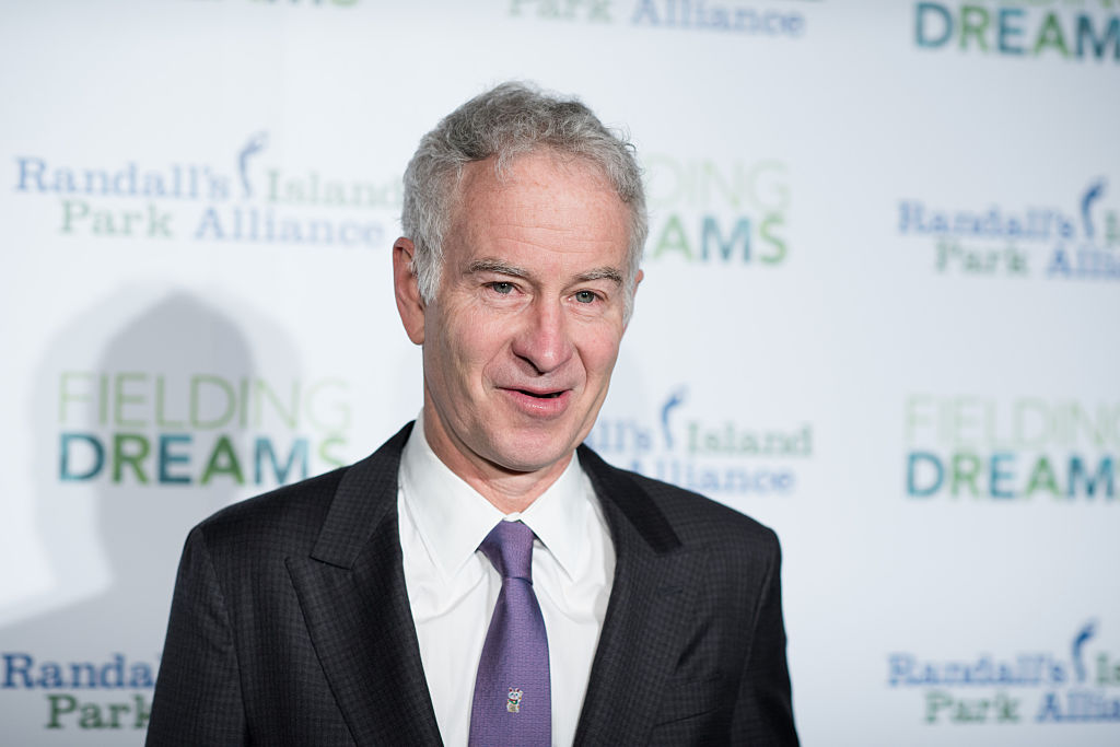 John McEnroe, Wimbledon and U.S. Open champion
