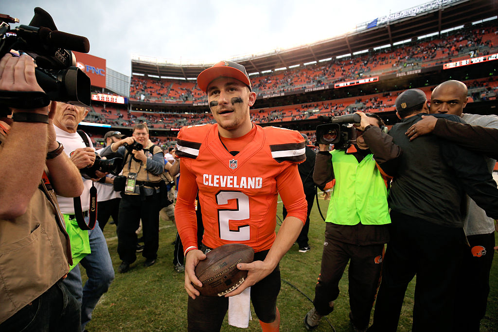 Johnny Manziel was an epic bust for the Browns, but he still has an impressive net worth.