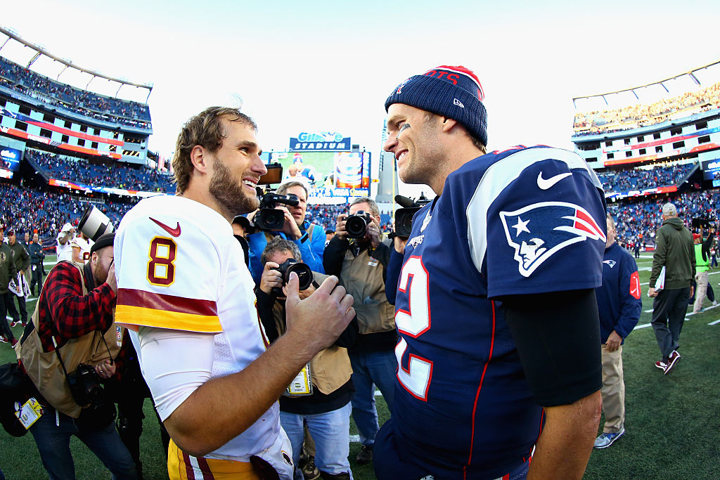 Kirk Cousins made more money than Tom Brady in 2019 despite his reputation as a good but not great quarterback.