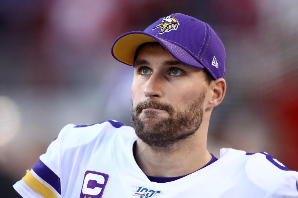 Kirk Cousins, Minnesota Vikings