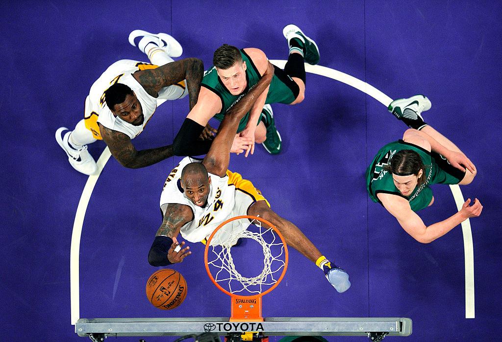 Kobe Bryant had a powerful conversation with former Lakers teammate Tarik Black just a week before his tragic death.