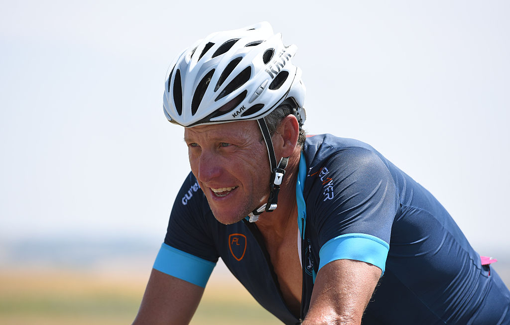 Lance Armstrong struck it rich with a lucky investment in Uber.