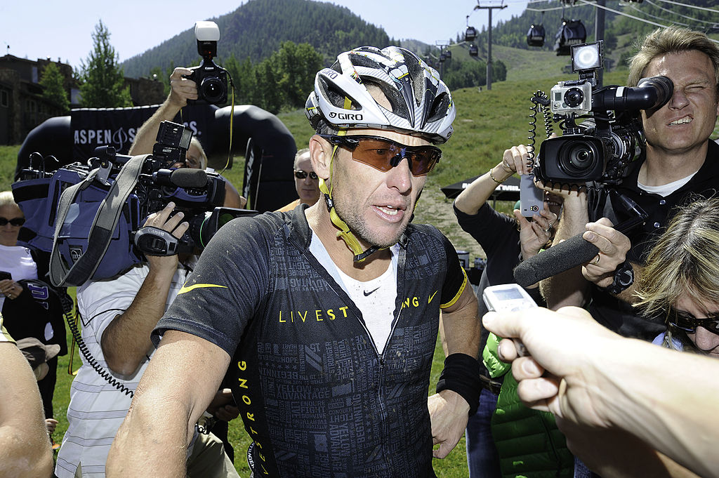 After his cheating came to light, Lance Armstrong was voted America's most disliked athlete.