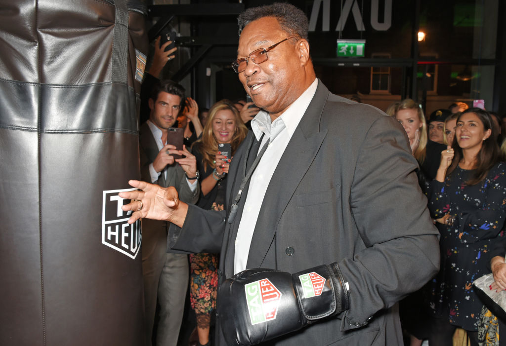 Where Is Former Heavyweight Champ Larry Holmes and What Is His Net Worth?