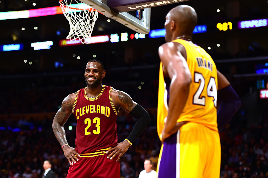 LeBron James and Kobe Bryant never got to face off in the NBA Finals. Dwight Howard is actually a big reason that didn't happen.