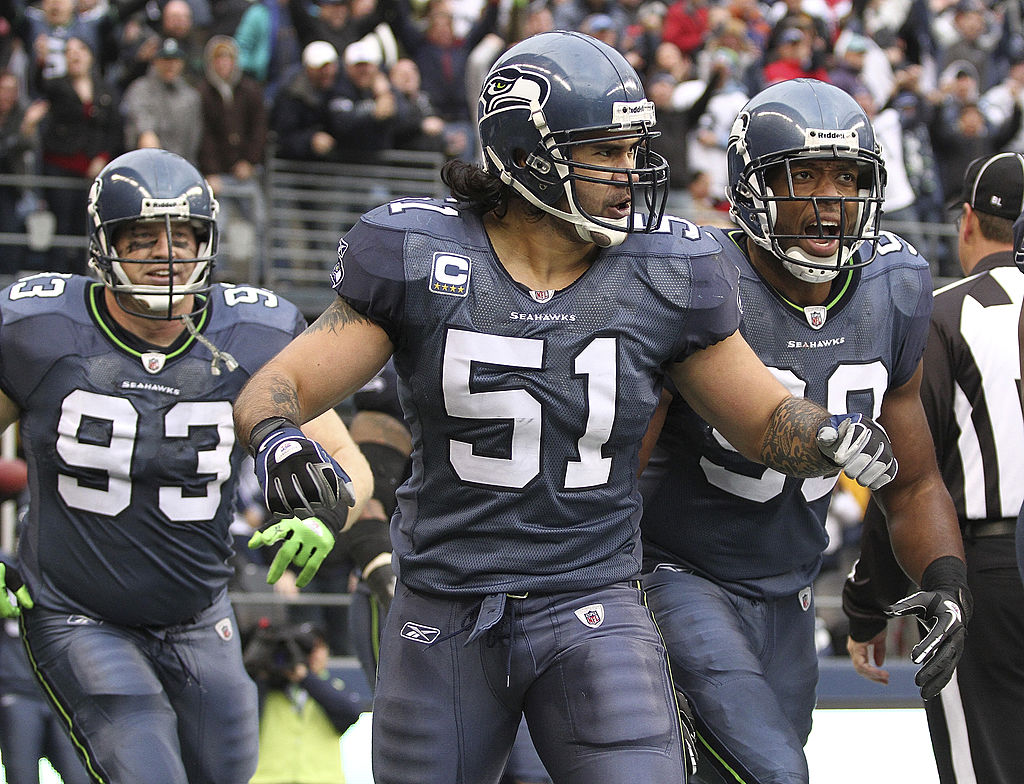 Three-time Pro Bowler Lofa Tatupu earned $20 million in the NFL. The former Seahawks star linebacker now works in the CBD industry.