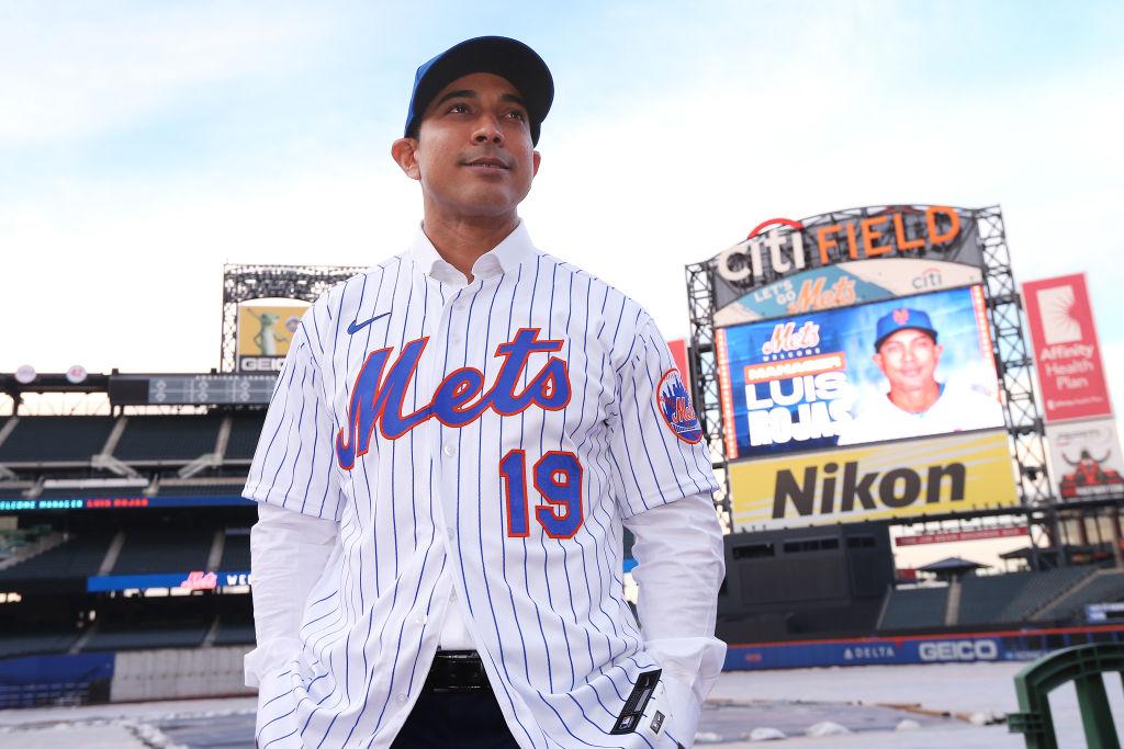 Luis Rojas, New York Mets