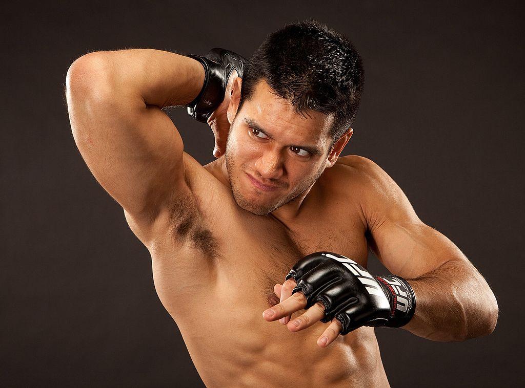 Phillipe Nover poses for a portrait on November 3, 2009