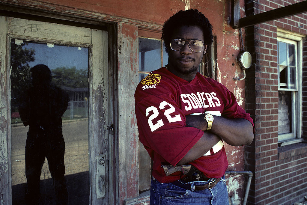 Marcus Dupree Doesn't Dwell on What Could Have Been