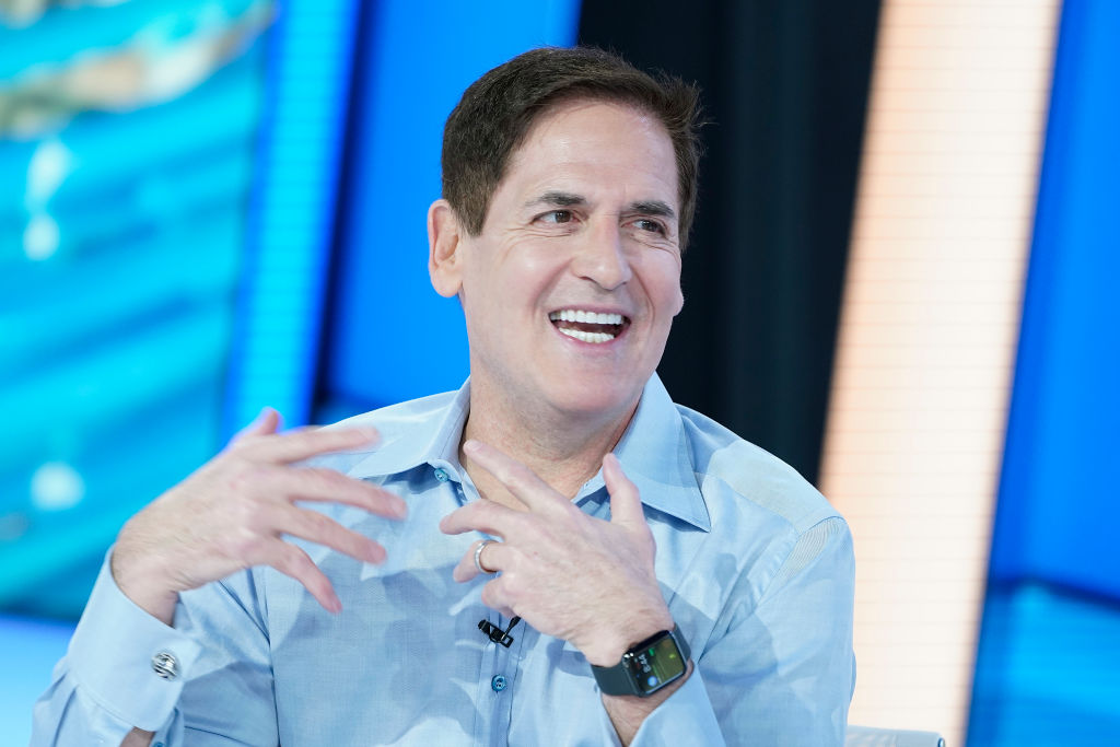 Mark Cuban, Dallas Mavericks, Shark Tank
