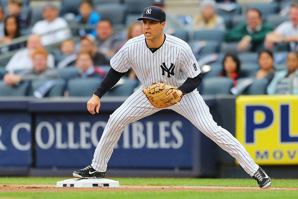 During his 14 years in Major League Baseball Teixeira took home a more than $200 million in salary.