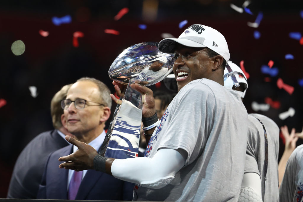 Patriots wide receiver Matthew Slater has made nearly $20 million as a special teams ace.
