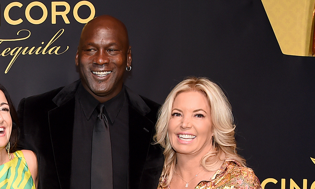 Michael Jordan, Jeanie Buss