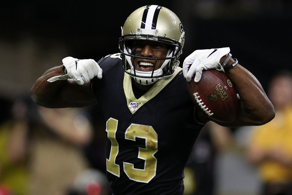New Orleans Saints wide receiver Michael Thomas joined Madden's '99 overall' club last year. Will Thomas be a 99 overall in Madden NFL 21?