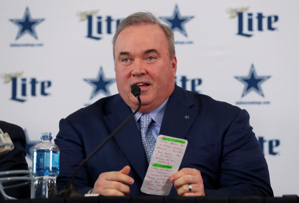 Dallas Cowboys Coach Mike Mccarthy Has A Nice Net Worth After