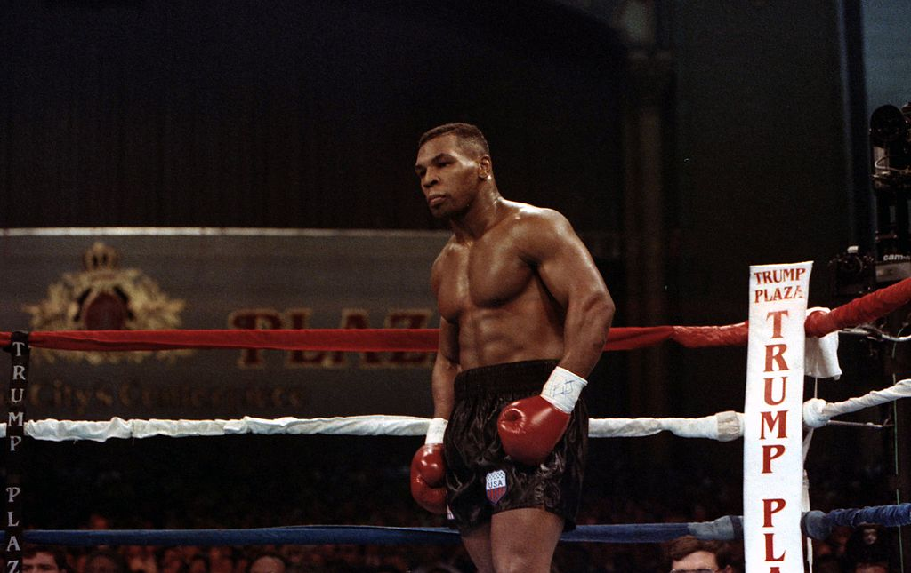 Mike Tyson might have been 'the baddest man on the planet,' but even he felt fear before a big fight.