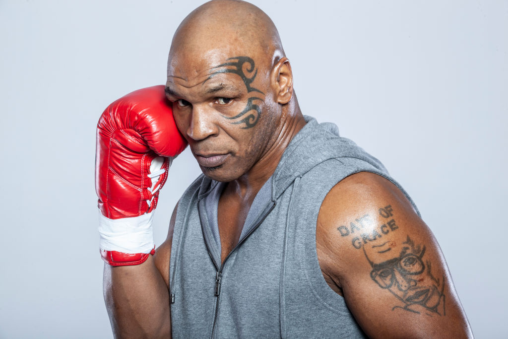 Mike Tyson Has Comeback Fight Opponent and It's Not Evander Holyfield