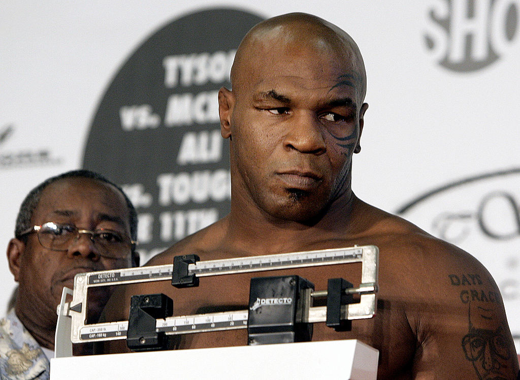What Happened the Last Time Mike Tyson Made a Comeback?