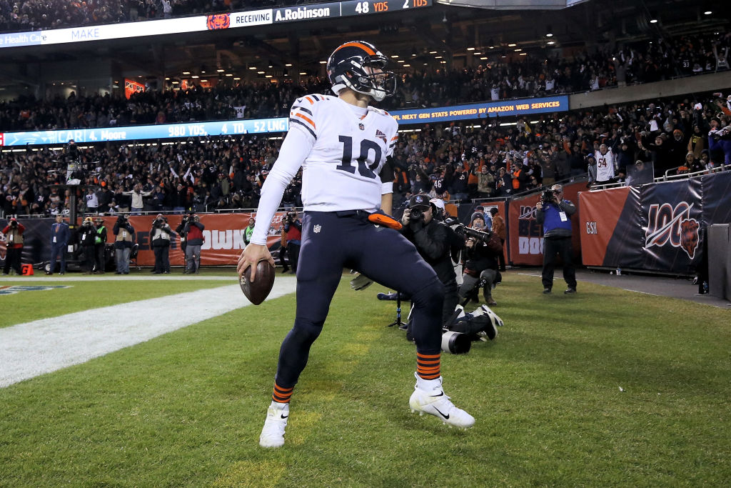 Bears quarterback Mitchell Trubisky recently had his fifth-year option declined. That doesn't mean Trubisky should be written off a bust just yet.