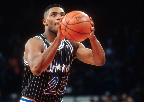 Nick Anderson's NBA Career Was Derailed Because of Four Free Throws